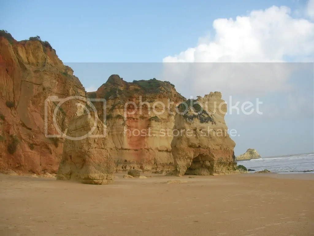 Praia de Vau beach