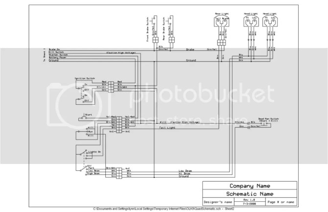 wiring diagram for my hensim 150cc gy6 atv  chinariders forums