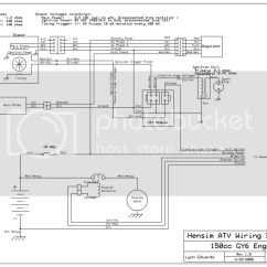 Taotao 50 Wiring Diagram Color Coded Trailer 150 Cc Won 39t Start No Spark Page 2