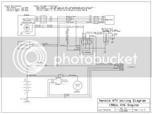 150 cc TaoTao won't startNO SPARK  Page 2