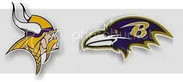 Ravens vs. Vikings