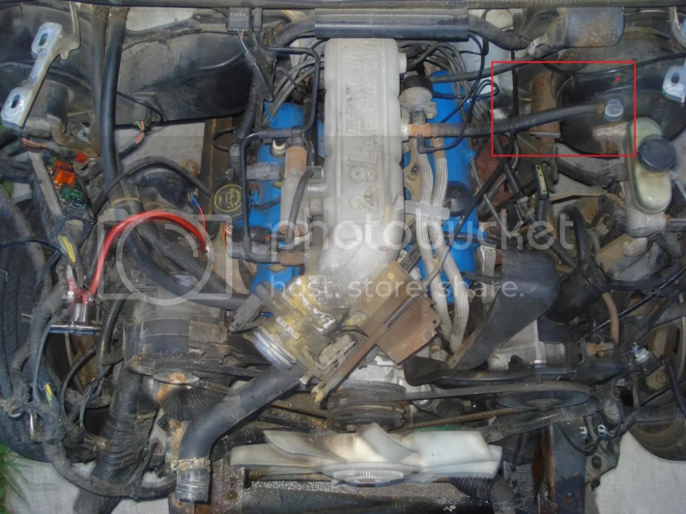 medium resolution of 2 9l ford engine wiring wiring diagram ford bronco 2 engine replacement bronco 2 engine compartment