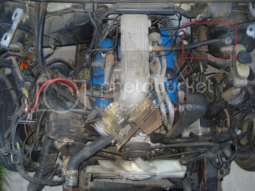 small resolution of 2 9l ford engine wiring wiring diagram ford bronco 2 engine replacement bronco 2 engine compartment