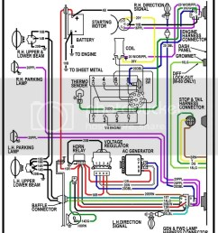 1964 wiring diagrams the 1947 present chevrolet gmc truck chevy 350 alternator wiring diagram 1947 [ 813 x 1024 Pixel ]
