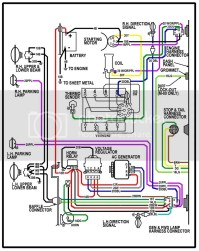 √ 1971 Gmc Wiring Harness | 1971 Novabackup Light Wiring ... Cranksore Gmc Engine Wiring Harness Diagram on