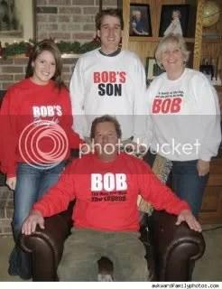 Acabo de descubrir que Bob es más ególatra que yo