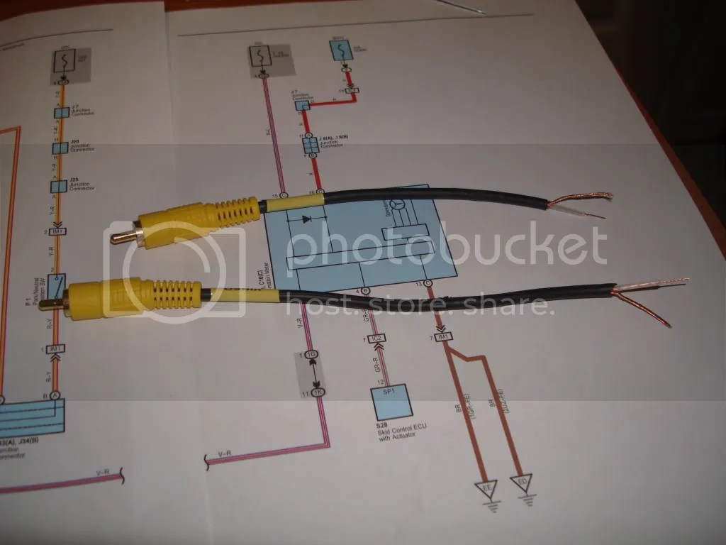 hight resolution of toyota backup camera wiring wiring diagram expert toyota tundra backup camera wiring diagram toyota backup camera diagram