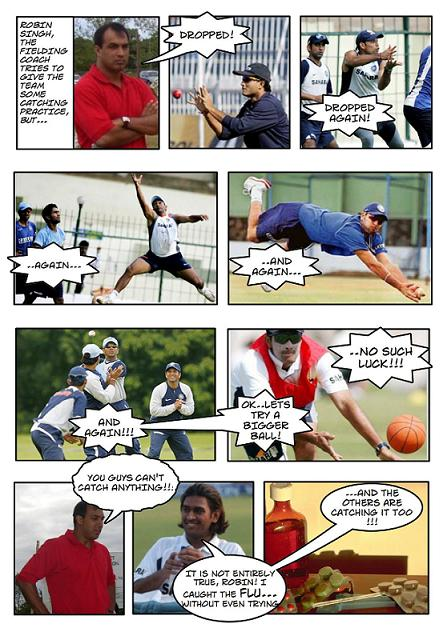 Indian Cricketers Funny Photos : indian, cricketers, funny, photos, Classic, Catches, I3j3Cricket, Indian, Cricket...