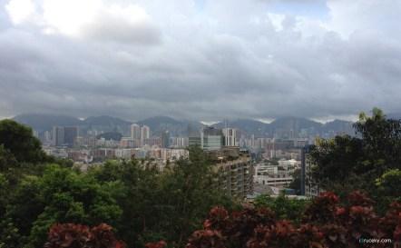 Hong Kong, Lung Cheung Rd Lookout