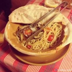 spaghetti vongole bella napoli