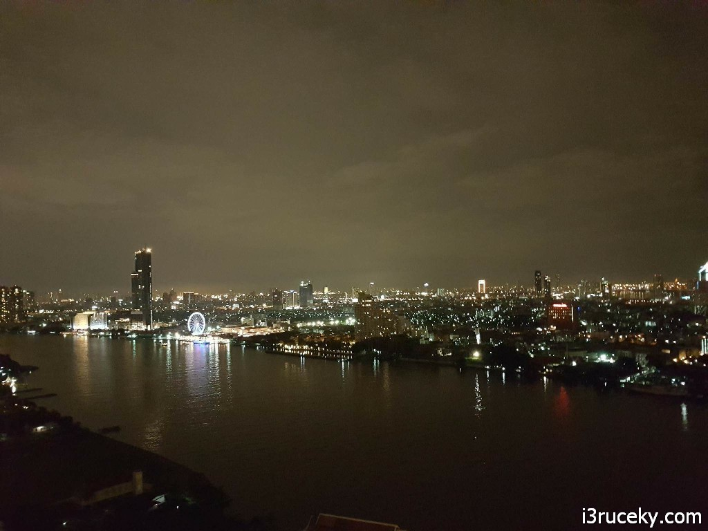 View from Attitude Rooftop Bar & Restaurant