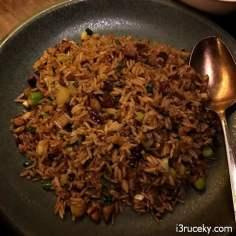 Mott 32 peking duck fried rice