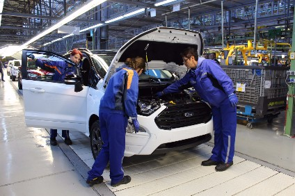 Craiova now replaces Fords Chennai plant as source for European sales of the EcoSport