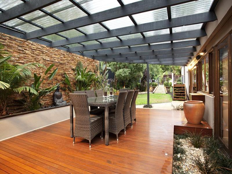 Photo Of An Outdoor Living Design From A Real Australian