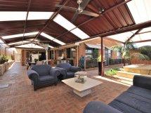 enclosed outdoor living design