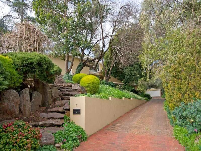 Garden Design Using Brick With Retaining Wall & Rockery Gardens