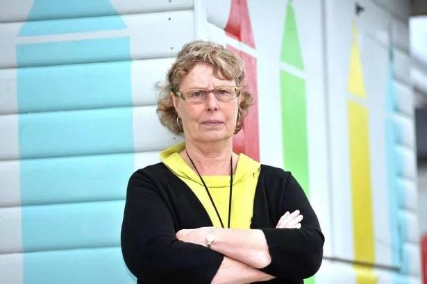 Lindsey Clark, Park View School's executive head