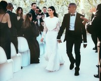 Kim Kardashian's wedding hair and make-up: all the details ...