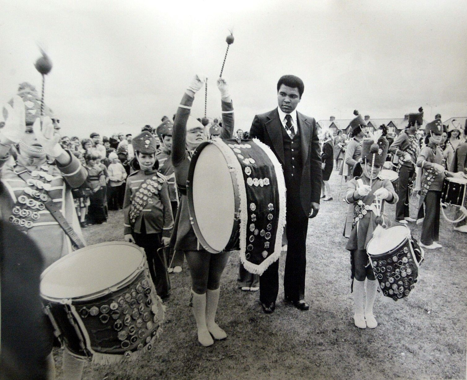 In picture The golden age of North East juvenile jazz