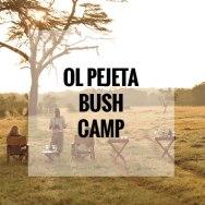 OL PEJETA BUSH CAMP
