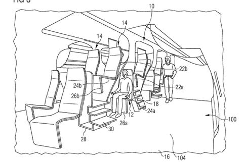 Has Airbus just removed the biggest in-flight annoyances