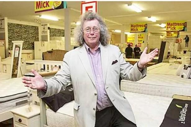 Michael Flynn Also Known As Mattress Mick