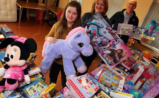 Can You Donate To The Salvation Army S Christmas Toy