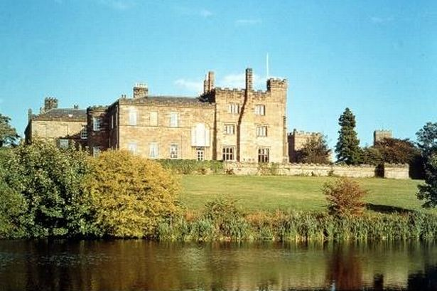 Ripley Castle - scene of mysterious goings on