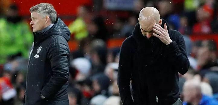 Manchester United ve Manchester City, corona virüs için birlik oldu 1
