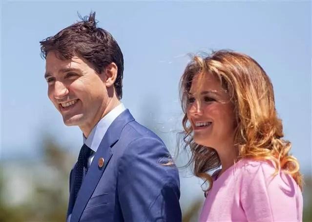 Kanada Başbakanı'nın eşi Corona Virüsü atlattı 1