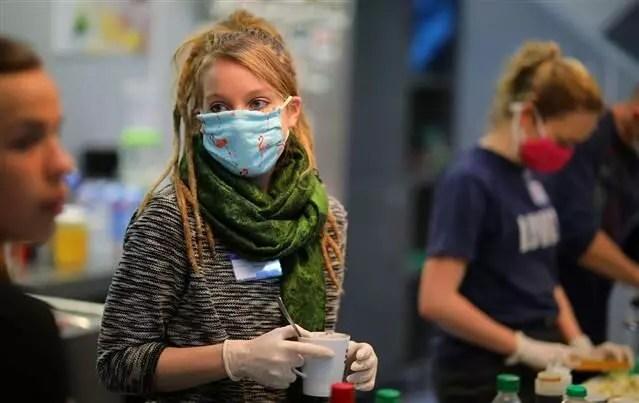Almanya'da Corona Virüs nedeniyle ölenlerin sayısı 2 bin 349'a çıktı 1