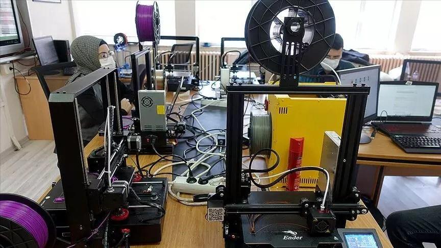 Kırklareli'nde 'video laringoskop'un seri üretimine başlandı 1