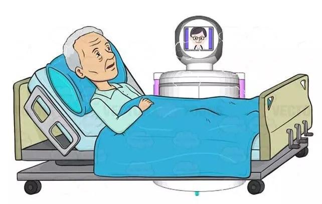 Yıldız Teknopark sıhhat çalışanlarına yardımcı olması için robot üretti 1