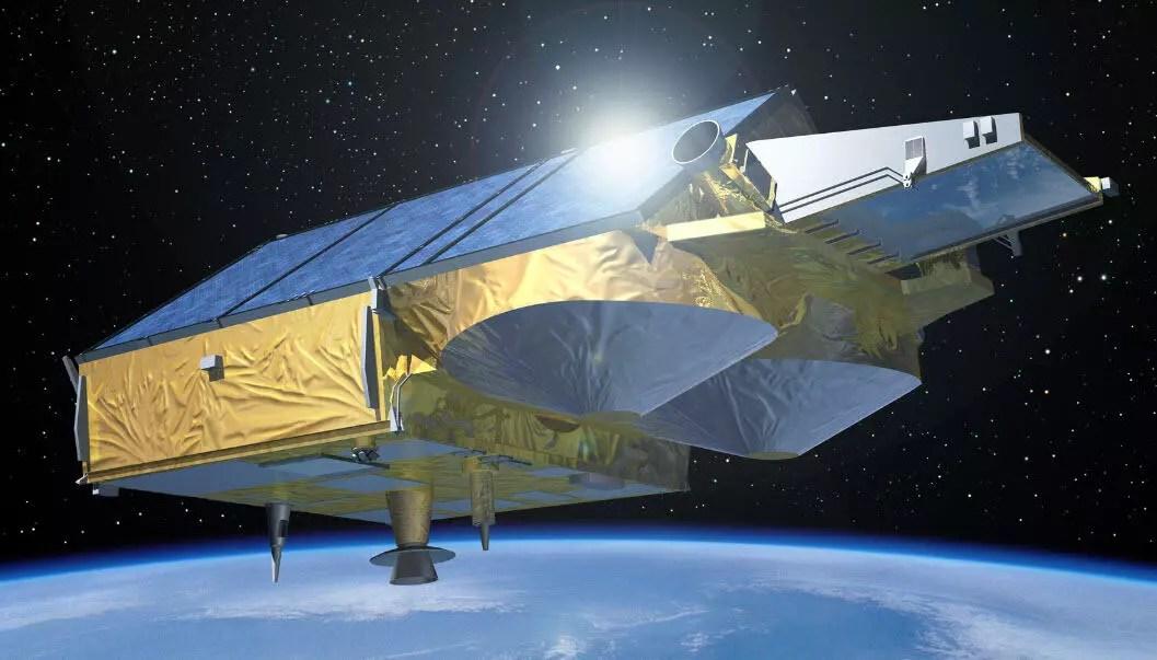 CryoSat-2, on yıldır kar ve buz datalarını topluyor 1
