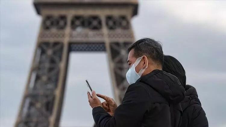 Fransa'da corona virüsten ölenlerin sayısı 15 bin 529'a yükseldi 1