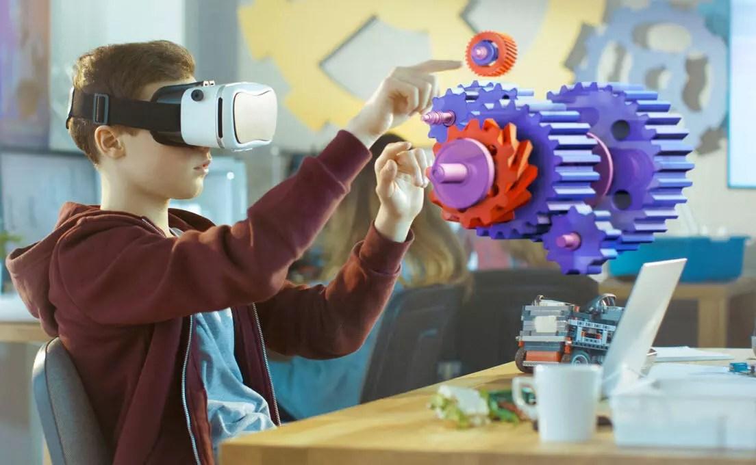 Eğitim ve teknoloji birlikte ilerliyor 1