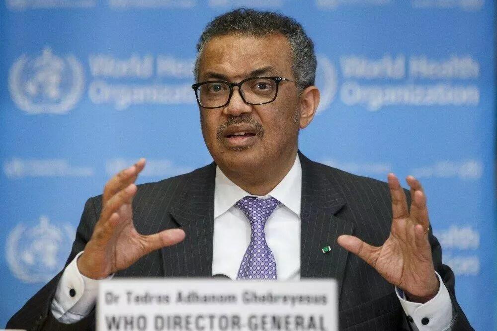 Fransa'dan Dünya Sıhhat Örgütüne Kovid-19 eleştirisi 1