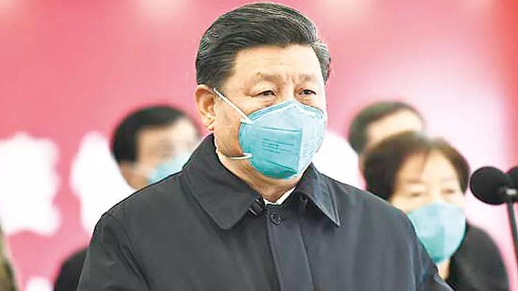 Çin'e büyük suçlama: Korona salgınını örtbas patlattı 1
