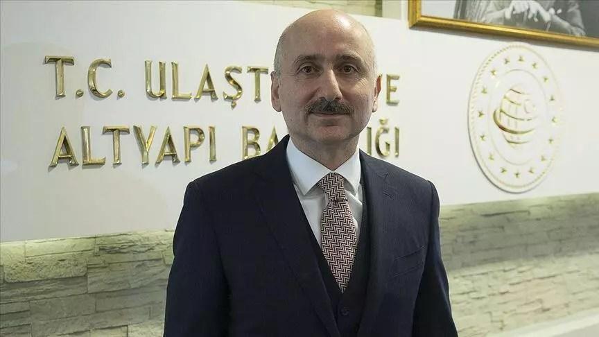 Bakan Karaismailoğlu GSM operatörleriyle görüntü konferansla görüştü 1