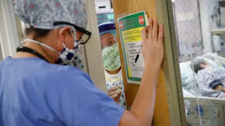 Son dakika haberi: ABD'de Corona Virüsten 2701 can kaybı daha 1