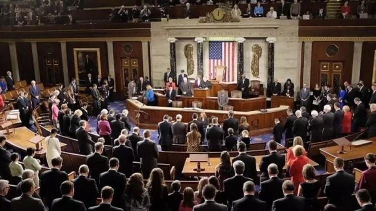 ABD Kongresine Çin'e karşı ikinci askeri yatırım tasarısı sunuldu 1