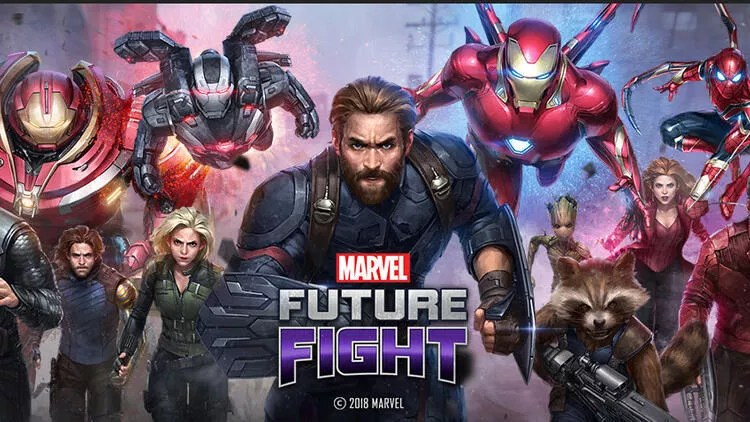 Yeni Marvel Future Fight güncellemesi yayınlandı 1