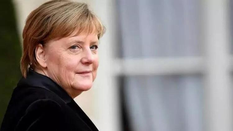 Merkel'den Müslüman alemine ramazan bildirisi 1