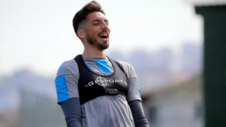 Jose Sosa, Trabzonspor'da bir birincisi yaşıyor! 1