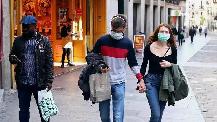 Son dakika haberi: İspanya'dasalgında can kaybı 25 bin 264'e çıktı 1