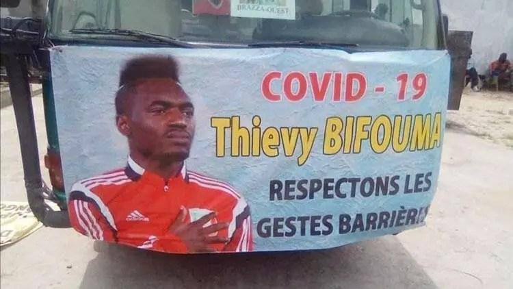 Thievy Bifouma'dan ülkesine yardım 1