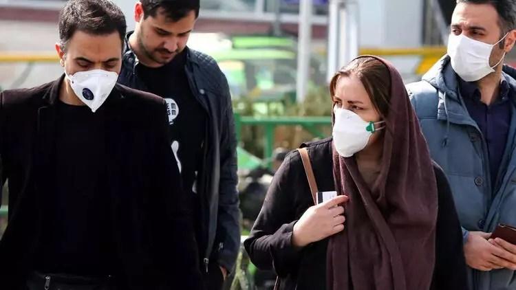 Son dakika haberi: İran'da Covid-19 salgınında son durum 1