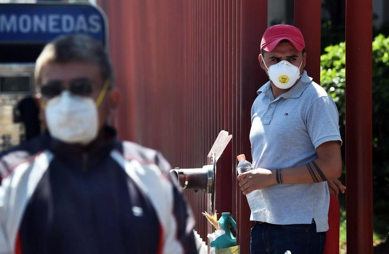 Meksika'da Kovid-19 nedeniyle son 24 saatte 93 kişi öldü 1