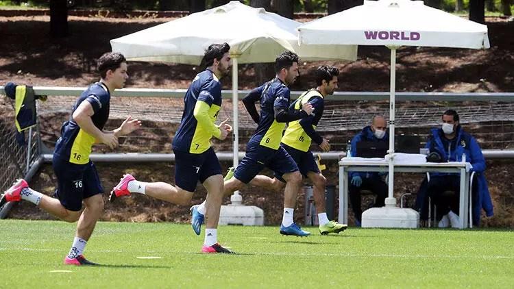 Fenerbahçe'de hazırlıklar sürüyor 1