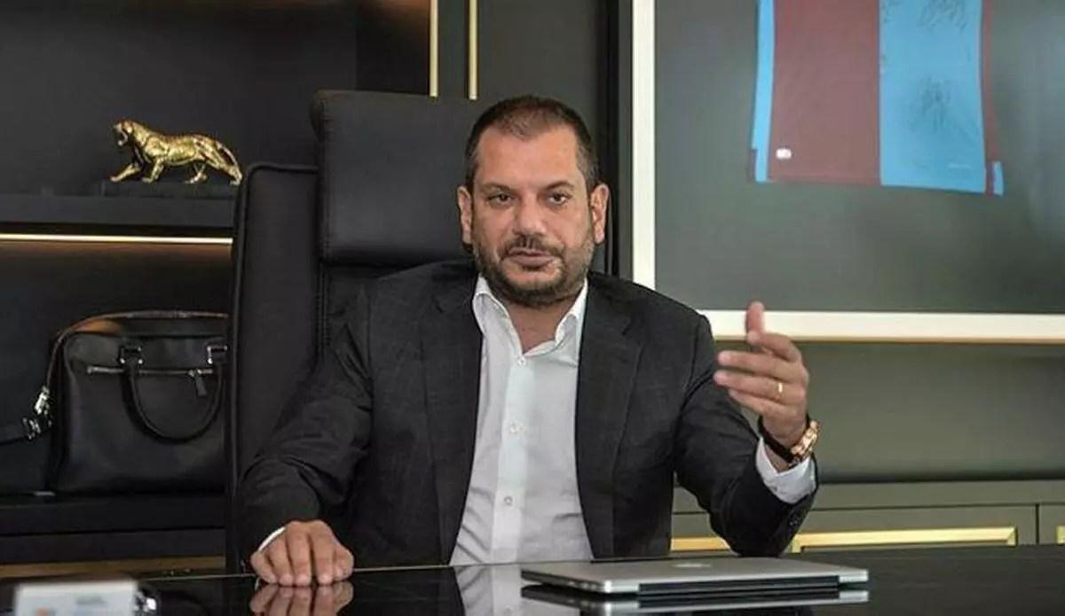 Ertuğrul Doğan: Trabzonspor asla taviz ve eyyam talep etmiyor 1